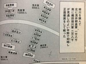 姉川の戦いの新説・浅井・朝倉連合軍の奇襲攻撃だったのか ...